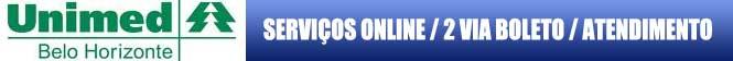 UNIMED BH 2 VIA, solicite pela internet seu boleto Unimed BH 2 Via