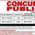 Nesta Página Você Vai Encontrar: • Informações Sobre o Concurso da Polícia Civil MG 2011 • Cargos Disponíveis Para o Concurso PCMG 2011 • Quantidade de Vagas Para o Concurso […]