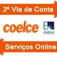 2 VIA COELCE. Solicite online 2 via conta Coelce. consulte débitos, fatura em atraso, telefone, endereço, serviços online boelto conta de luz Coelce 2 via