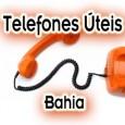 Telefone de atendimento de serviços públicos e privados da Bahia. Telefone úteis e de emergência do estado da Bahia