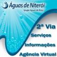 Águas de Niterói, emissão da 2a Segunda Via de Conta pela internet. Consulte também débitos, contas, atendimento e outros serviços Águas de Niterói 2 via