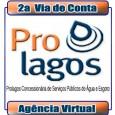 Serviço online para emissão da 2a Segunda Via de Conta Prolagos. Consulte débitos, tarifas, telefone de atendimento e informações da conta Prolagos 2 via.
