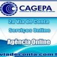 Emita online a 2a Segunda Via de Conta Cagepa. Consulte também: débitos, telefone de atendimento, informações e outros serviços Cagepa 2 via.