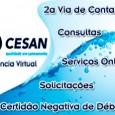 2 VIA CESAN. Orientação para emitir a Segunda 2 Via Conta de água Cesan. Consulte débito, 2 via recibo, telefone, endereço, informações serviço Cesan 2 via
