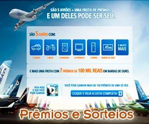 Mega Promoção Avião do Faustão PeG 2011