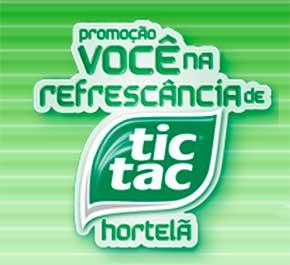 Promoção Tic Tac 2011 - Informações