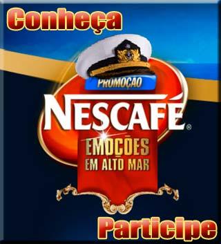 Nescafé e Roberto Carlos em Nova Promoção – Emoções em Alto Mar