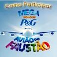 Nesta Página Você Vai Encontrar: • Informações Sobre a Promoção P&G Avião do Faustão 2011 • Como Participar da Promoção Avião do Faustão 2011/2012 • Prêmios e Data dos Sorteios […]