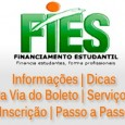 Orientações para emitir a 2 via do boleto FIES. Informações para conhecer o FIES e como se inscrever. Dicas e artigo completo sobre o FIES 2 via.