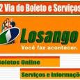 2 Via Losango. Solicitar 2 via fatura Cartão Losango, 2 via boleto Losango crédito pessoal, CDC, telefone informações serviços online boleto LOSANGO 2 VIA
