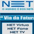 Confira como solicitar 2 Via da Fatura NET. O serviço é válido para a 2 via da fatura NET Combo, NET TV, NET Fone e NET Virtua. Saiba mais sobre Net 2 via.