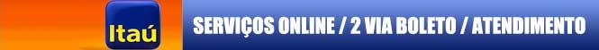 2 VIA ITAÚ, solicite online boleto atualizado ITAÚ 2 VIA