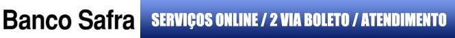 2 VIA SAFRA, solicite online boleto atualizado SAFRA 2 VIA