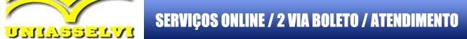 UNIASSELVI 2 via, solicite online seu boleto Uniasselvi 2 via