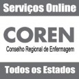 Anuidade COREN 2 Via do Boleto COREN AC, AL, AM, AP, BA, CE, DF, ES, GO, MA, MG, MS, MT, PA, PB, PE, PI, PR, RJ, RN, RO, RR, RS, SC, SE, SP, TO. 2 Via Coren
