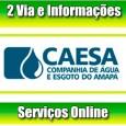 Orientação para solicitar a 2 Via de Conta Caesa. A conta Caesa poderá ser solicitada pela matricula, CPF ou por cadastro. Confira serviços Caesa 2 via.