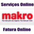 Serviço online para emissão do boleto ou 2 via da fatura cartão Makro Visa e Mastercard. Consulte saldo, telefone de atendimento e informações Makro 2 Via.