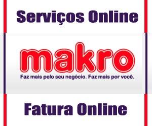 Cartão Makro - 2 Via da Fatura Online