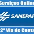 2 VIA SANEPAR. Impressão 2 Via Conta de água SANEPAR, consulte débito, fatura em atraso, endereço, telefone, informações e serviço online Sanepar 2 via