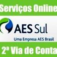2 Via Aes Sul. Serviço online para solicitar segunda 2 via conta AES SUL RS, consultar débito, fatura email, telefone, endereço atendimento Aes Sul 2 via