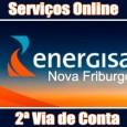 Energisa Nova Friburgo RJ: imprimir 2 via de conta, consultar débitos, faturas, telefone, endereço, serviços e informações Energisa Nova Friburgo 2 via