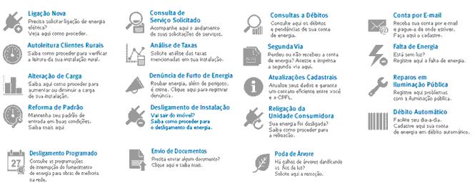 Solicite a 2 via de Conta e outros serviços online CPFL Mococa