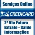 CREDICARD 2 VIA. Serviço online Credicard 2 via fatura, extrato, saldo e serviços. Contato Credicard por telefone, chat, email e solicite 2 Via Credicard
