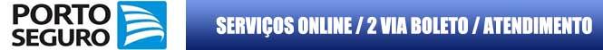 2 VIA PORTO SEGURO, solicite online boleto e fatura Porto Seguro 2 Via