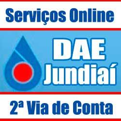 Saiba informações sobre a emissão da 2 via de conta e outros serviços DAE Jundiaí
