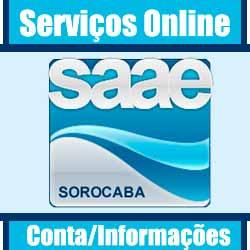 Confira as informações SAAE Sorocaba e saiba como emitir a 2 via de conta