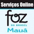 Foz Mauá consultar débitos, 2 via de conta, serviços online, telefone, endereço e informações da SAMA Foz do Brasil Mauá 2 via conta de água Foz de Mauá.