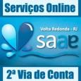 SAAE Volta Redonda 2 via de conta, consulte débitos, faturas, tarifas, preços e informações. Telefone, endereço e atendimento Saae VR 2 via conta de água