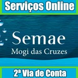 Acesse os serviços online Semae Mogi das Cruzes para solicitar a 2 via de conta e demais procedimentos