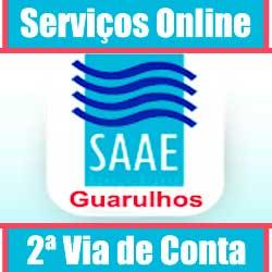 Tire suas dúvidas sobre a 2a segunda via de conta e outros serviços Saae Guarulhos