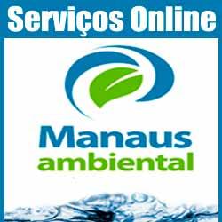 Confira os serviços e informações sobre 2 via de conta e outros procedimentos Manaus Ambiental