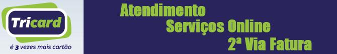 Serviços Online Tricard 2 Via Fatura