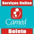 Camed 2 Via Boleto. Acesse serviços online Camed, consulte débitos, rede credenciada, pagamentos, cobrança, telefones, endereços, atendimento 2 via Camed